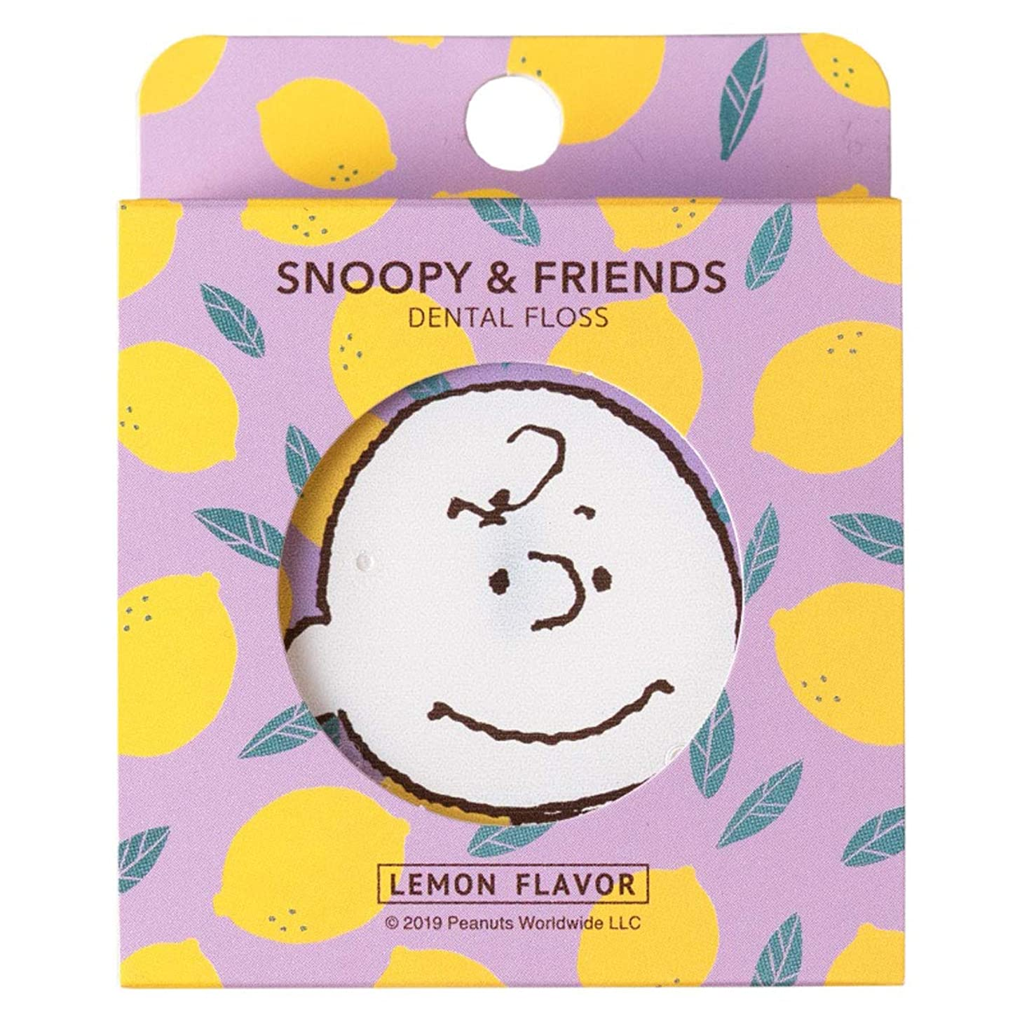 食事を調理するリーン関連するFINE(ファイン) スヌーピー&フレンズ デンタルフロス 約3ヶ月分 レモンの香り 50m