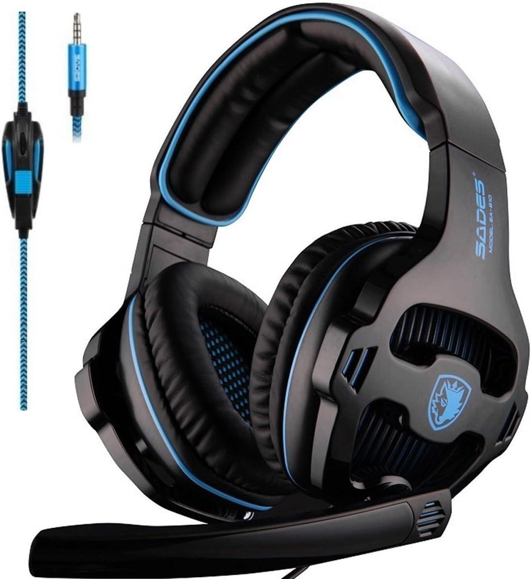 Auriculares Gaming Sades SA810