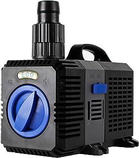everfarel 4500L/H ECO Teichpumpe Pumpe Bachlaufpumpe Wasserpumpe 30W,Förderhöhe 4m