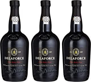 Delaforce Fine Ruby Port 3 Flaschen á 750ml