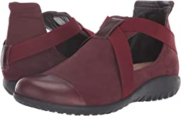 Violet Nubuck/Bordeaux Leather