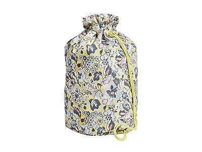 Vera Bradley Cinch Laundry Bag (Sunny Garden) Handbags