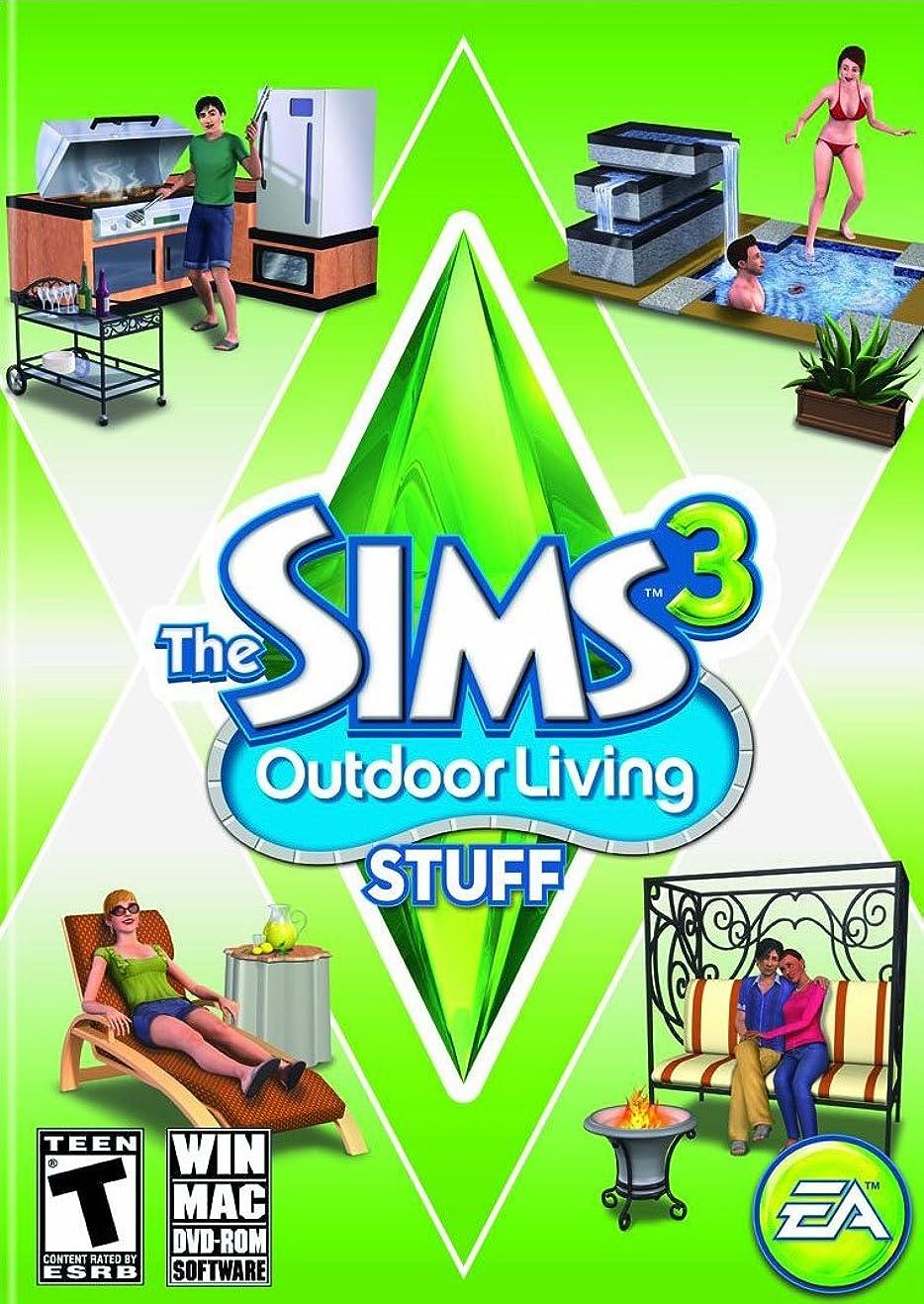 コメント自慢競合他社選手The Sims 3 Outdoor Living Stuff (輸入版)