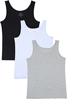 Womens Supersoft Camisole Stretch Casual Tank Tops