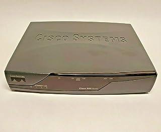 Cisco System Cisco 800 Series Router Model Cisco 870 Cisco 877 ADSL Ethernet Lan
