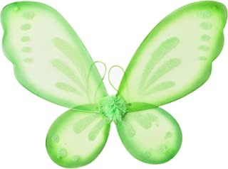 Yuxi Butterfly Wings Dress Up,Fairy Wings for Toddler Girls,Adult Fairy Wings for Women Costume Accessories