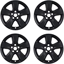 Coast2Coast IWCIMP352BLK Set of 4 Gloss Black Wheel Skin with Spoke for 08-14 Dodge Charger