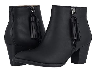 VIONIC Madeline (Black Leather) Women