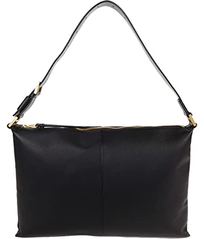 AllSaints Edbury Shoulder (Black 1) Handbags