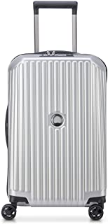 DELSEY Paris Securitime Expandable Luggage with Spinner Wheels