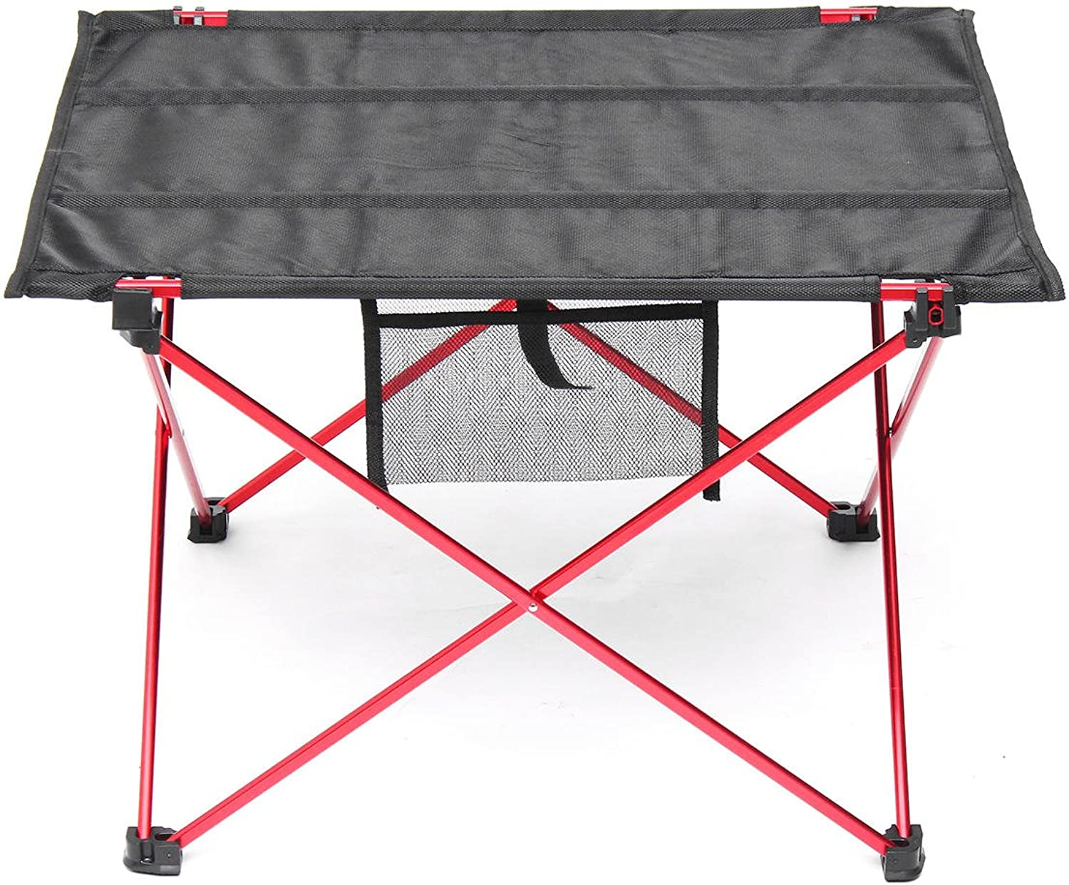 Outdoor Lightweight Aluminum Folding Table Portable Camping Flexible Desk