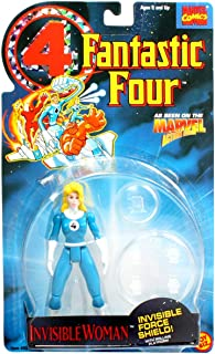 Marvel Fantastic Four Invisible Woman Action Figure [Invisible Force Shield!]