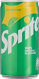 Sprite Mini Cans, 24 x 180ml