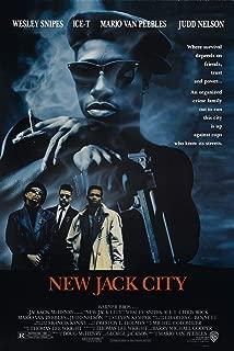 72465 New Jack City 1991 Movie Decor Wall 24x18 Poster Print