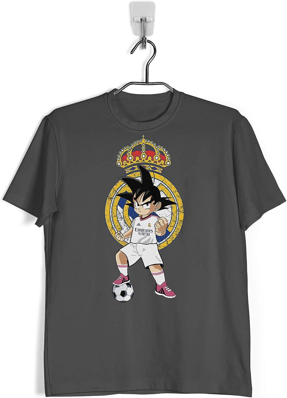 Ropa4 Camiseta Goku Real Madrid 2020-2021