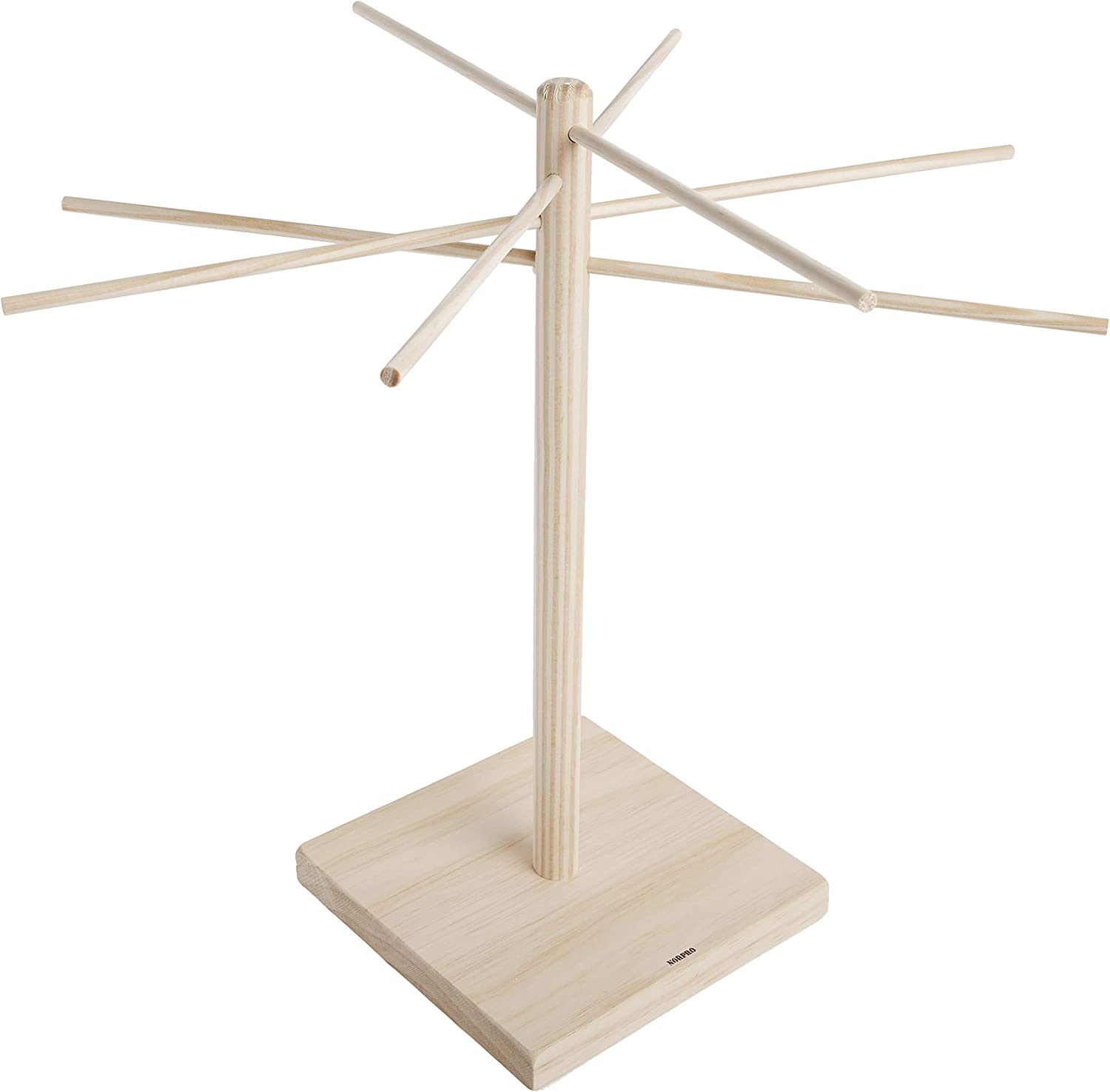 Norpro Pasta Drying Wood Rack 2021 2.6 All items free shipping