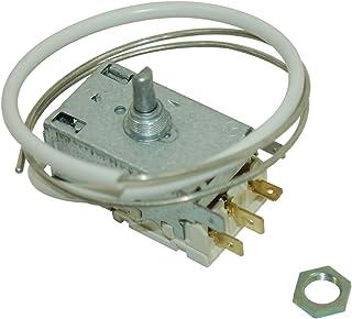 Toolmore Termometro de Temperatura Interior de Coche con Pantalla LCD Digital