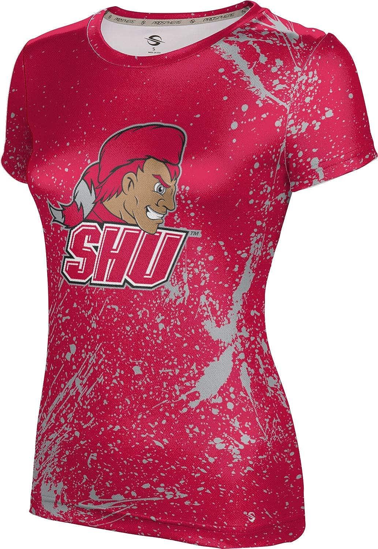 ProSphere Sacred Heart University Girls' Performance T-Shirt (Splatter)