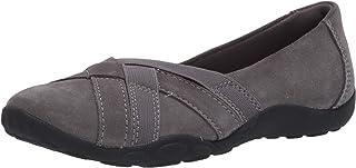 حذاء نسائي مسطح بدون كعب من Clarks Haley Jay