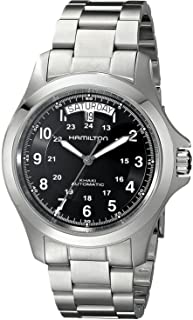Men's Hamilton Khaki Field King Auto Watch H64455133