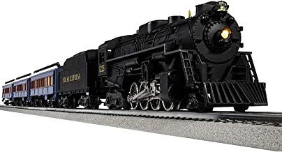 Lionel The Polar Express Electric O Gauge Model Train Set w/ Remote and Bluetooth Capability