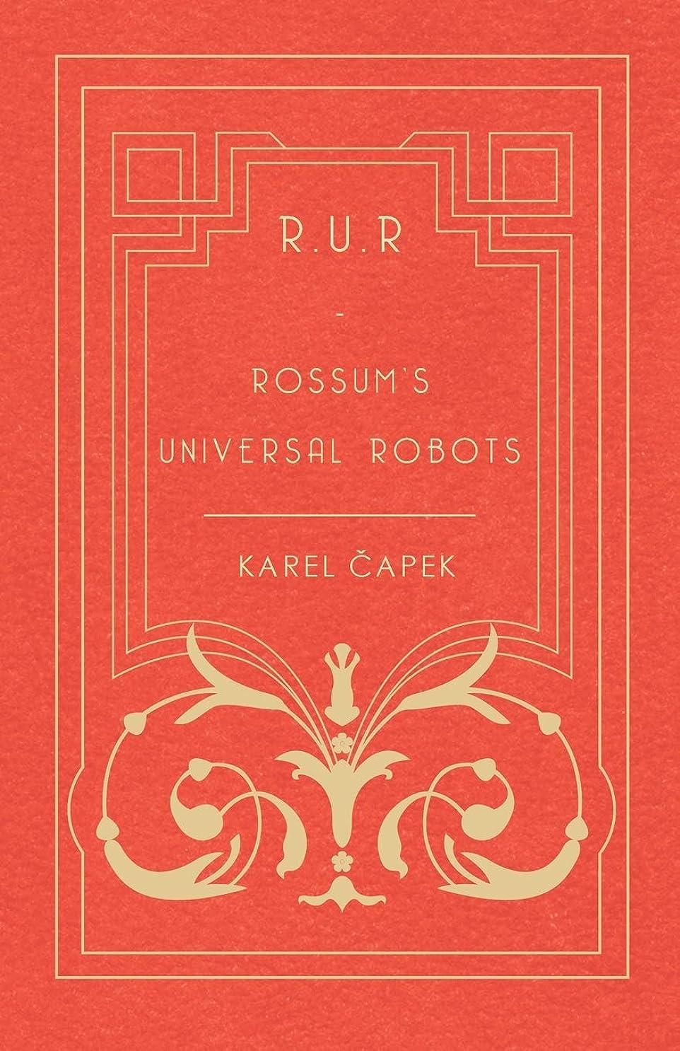 きしむトイレチャンスR.U.R - Rossum's Universal Robots