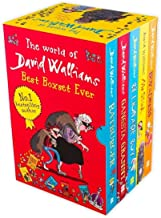 The World of David Walliams: Mega Box set