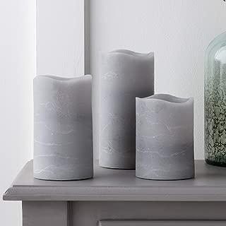 Best decorative pillar candles Reviews