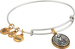 Two-Tone Guardian III Bangle Bracelet