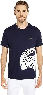Men's Short Sleeve Large Croc Jersey T-Shirt
