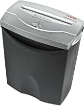 HSM of America shredstar S10 Light-Duty Strip-Cut Shredder, 10 Sheet Capacity, 1013, Lot of 1