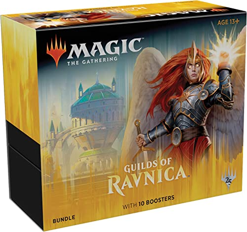 Guilds of Ravnica Paket von Magic The Gathering, MTG-GRN-BU-EN, Mehrfarbig
