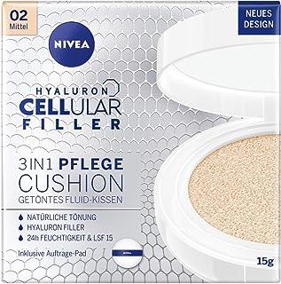 Nivea 3-In-1 Anti-Aging Verzorgingskussen, Voor Gemiddelde Huidtypes, 15 ml