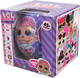 LOL Surprise Ball with Doll and accessories for Kids - 2725111333752