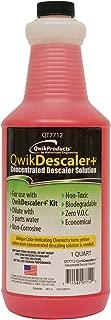 QwikDescaler+ (Quart) | Concentrated Descaler Solution