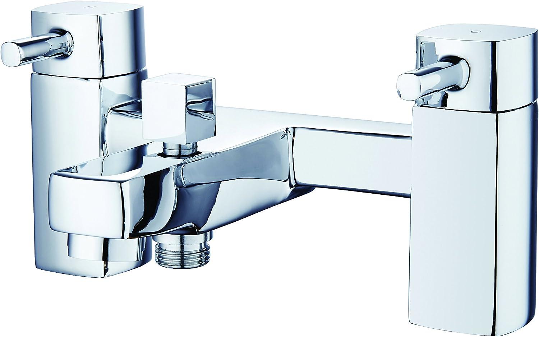 Niagara 9100 Bathroom Brassware, Chrome