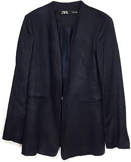 Zara Women Blazer with pockets 2612/514 (Medium)