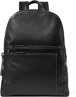Sharkborough Ávila Madrid Men's Backpack Genuine Leather for Casual Daypacks for Travel and Business