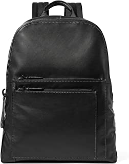 Sharkborough Ávila Madrid Men's Backpack Genuine Leather for Casual Daypacks for Travel and Business