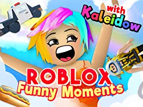 Clip: Roblox Funny Moments (with Kaleidow)