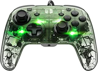 PDP Afterglow Deluxe+ audio Wired Controller for Nintendo Switch(並行輸入品)