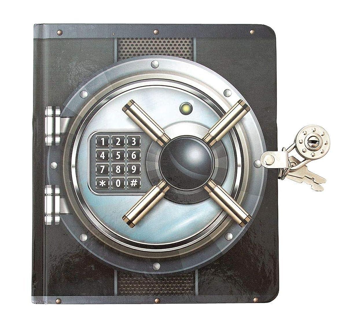 コンチネンタル愛人耳Playhouse Vault ドアロックとキーラインページ 日記 子供用