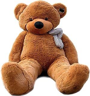 Dark Brown Teddy Bear 140cm