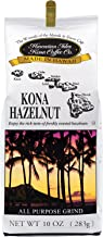 kona hazelnut coffee