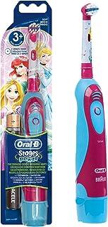 Oral-B Stages Power Batterie Prinzessin elektrische Kinderzahnbürste