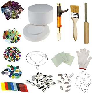Extra Large Microwave Kiln Kit 15 Piece Set for DIY Jewelry Making Tools