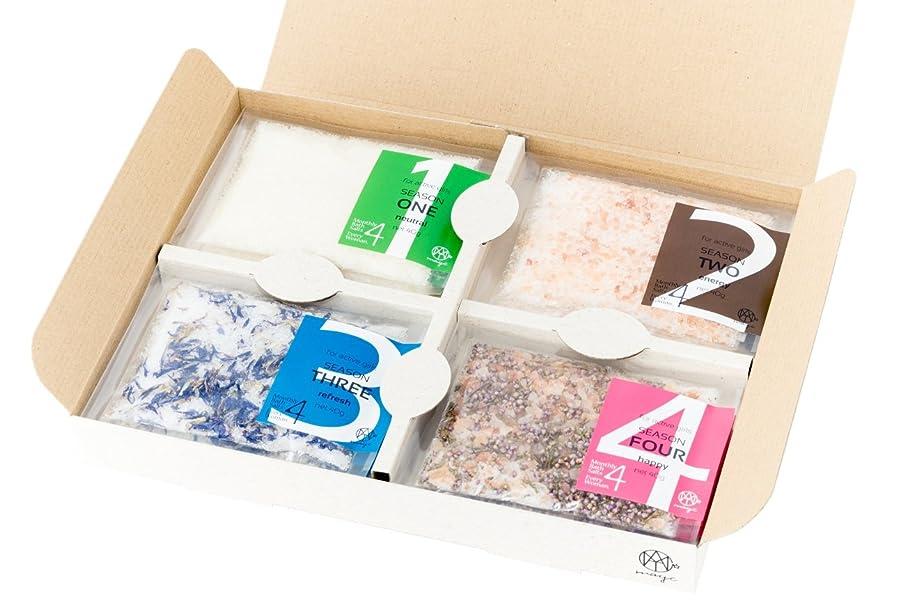 解凍する、雪解け、霜解け動かすラダMonthly Bath Salts 4 Every Woman マンスリーバスソルト?フォー?エヴリウーマン