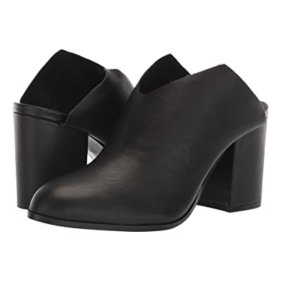 Kelsi Dagger Brooklyn Waldorf Dress Mule (Black) Women