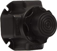 Wirquin 30719799 Set 4 voeten douchebak zwart