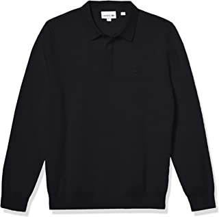 Men's Long Sleeve Regular Fit Classic Stitch Sweater